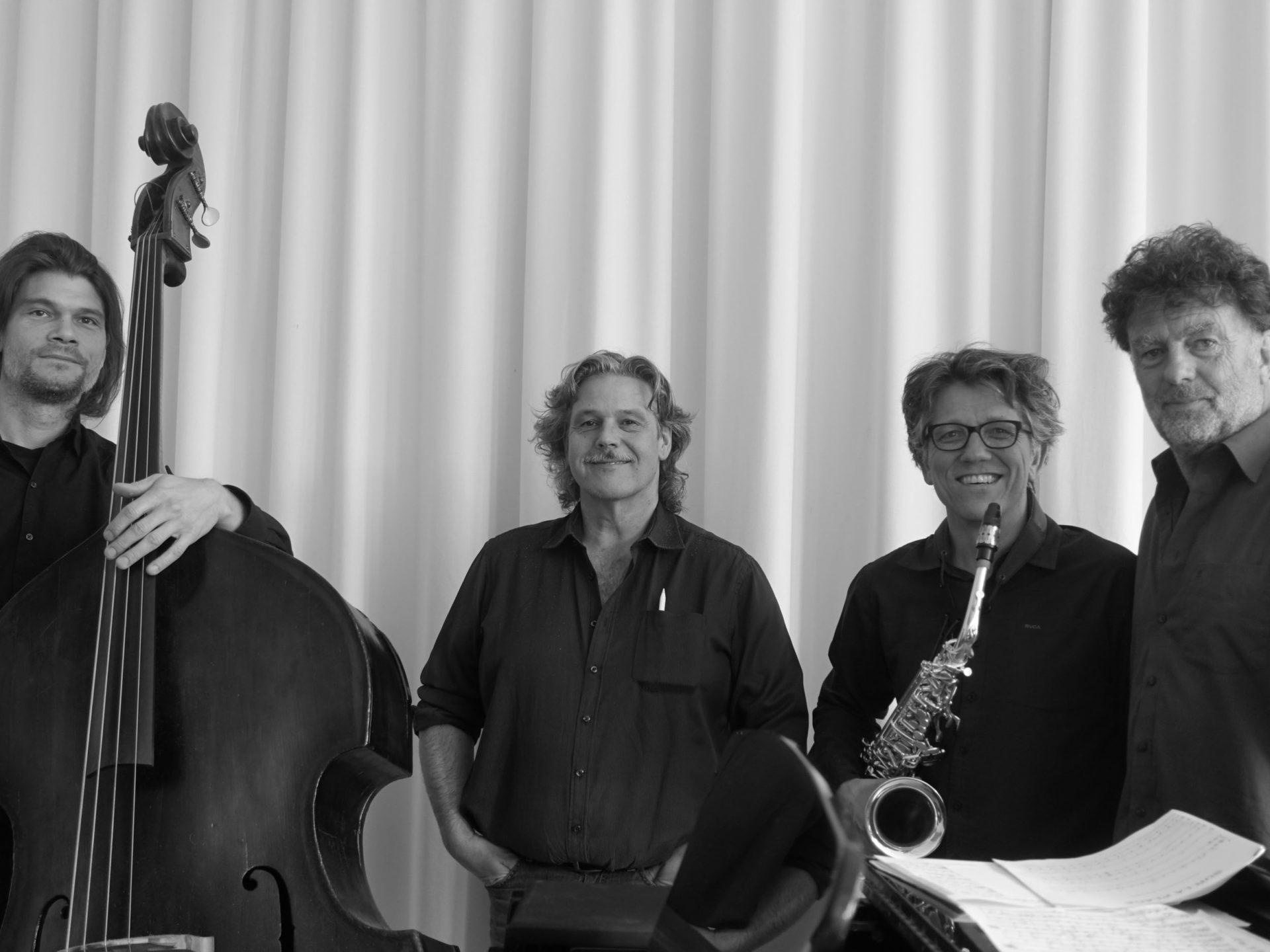Achterberg Band Achterberg singt Jacques Brel BW