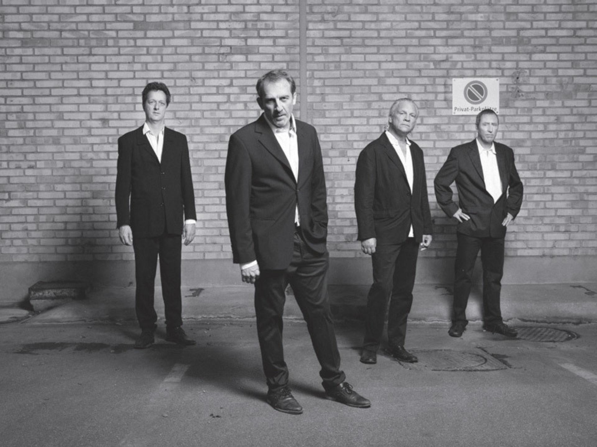 Glauser Quintett Gotthard BW