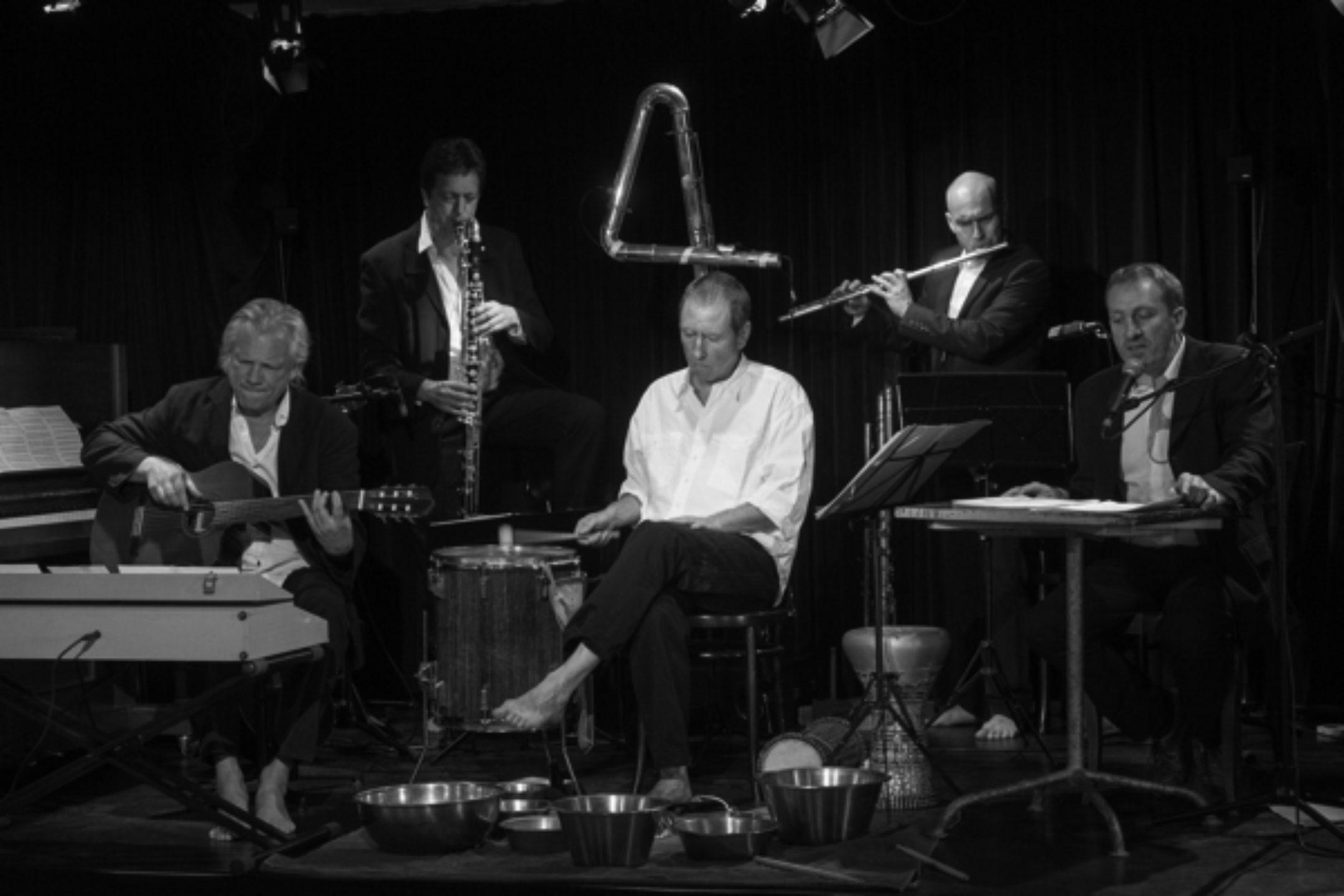 Glauser Quintett Gourrama
